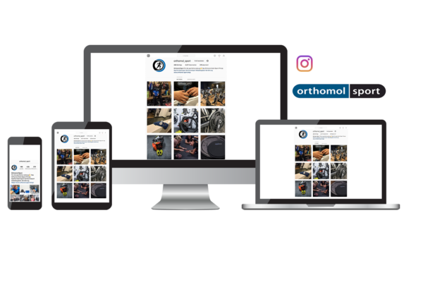 Orthomol Sport® Social Media